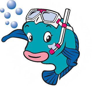 wally-reef-fish-logo