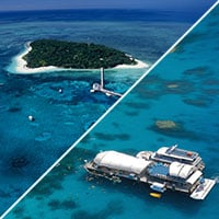 Green Island & Outer Barrier Reef Combo