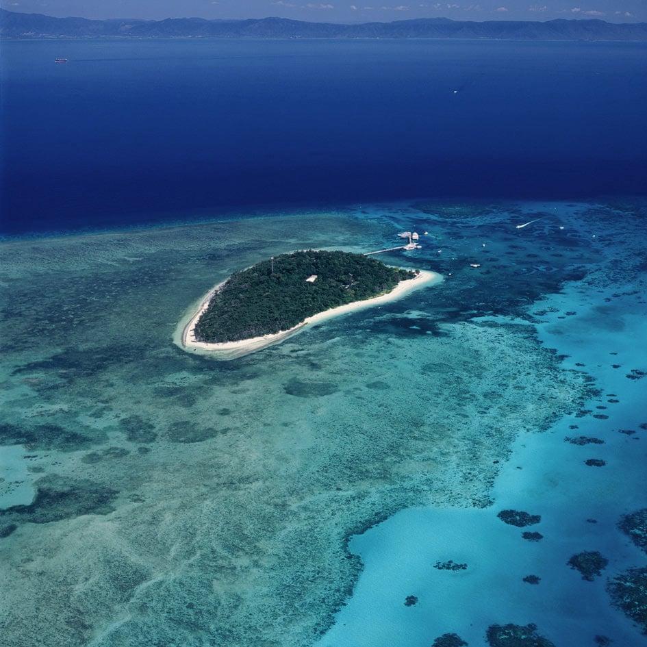 Green Island Cairns Australia