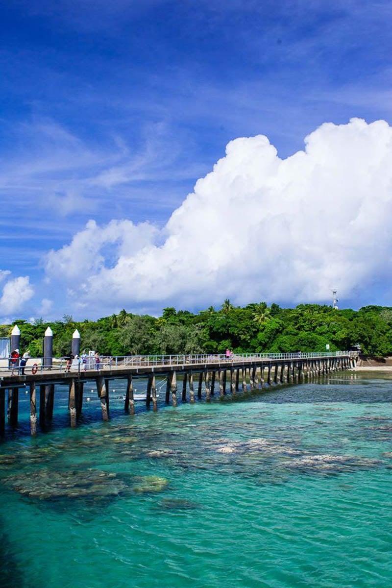 Green Island Tour Cairns Australia Great Adventures