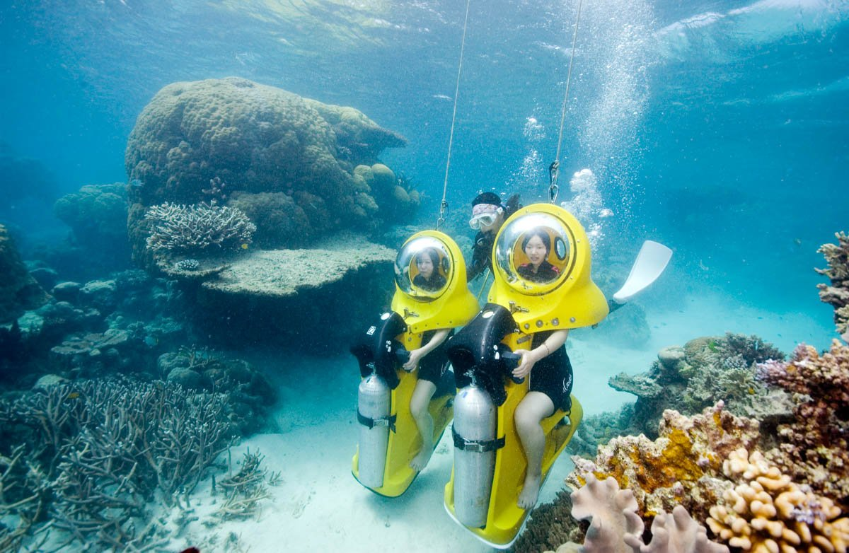 an overview of the great barrier reef Just as science has helped the world understand and appreciate the incredible richness and diversity of the great barrier reef it is at the heart of our efforts to manage and protect it as part of our world heritage.